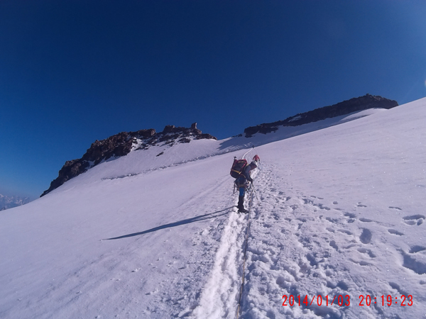 Ascension al Gran Paradiso 17