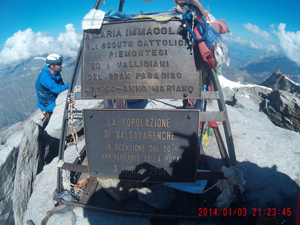 Ascension al Gran Paradiso 21